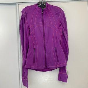 Lululemon Purple Jacket.